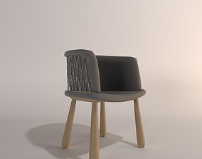 Fiona Chair 3D model