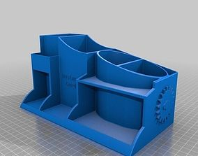 vega 3D printable model Pen Holder