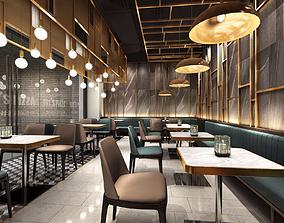 Restaurant 02 3D