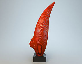 3D print model The African Sculpture P