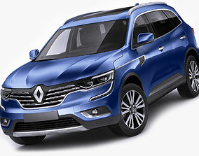 Renault Koleos 2017 3D model