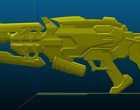Widowmaker Nova Rifle Printable widowmaker