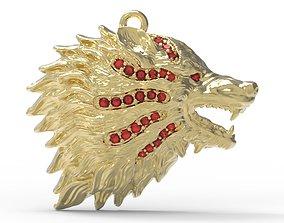 3DM White gold pendant 3DM diamond jewellery