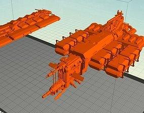 3D print model Eve Online - Ore Capitals