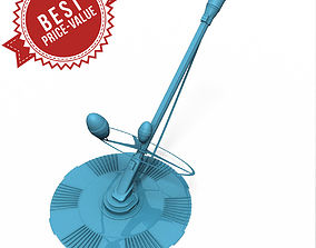 water 3D vacuum cleaner