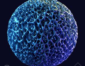 Alien Webbing - Substance Designer 3D model