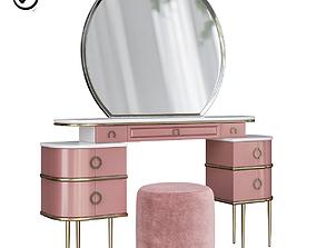 3D model Dressing table ZELDA - Devon Devon