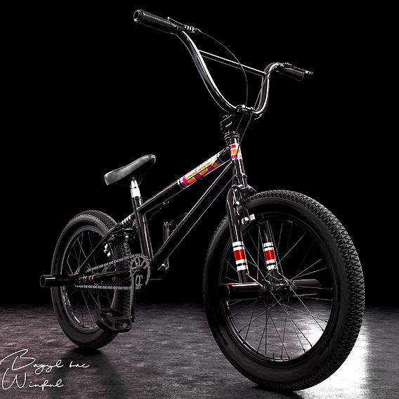 Mongoose Legion BMX bike