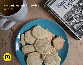 His Dark materials Cookie Cutters 3D print model
