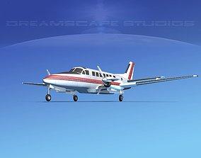 Beechcraft B99 Corporate 1 3D