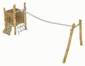Playground Equipment 056 3D model