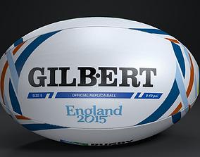 3D GILBERT Official RWC 2015