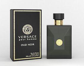 Versace OUD Noir Eau De Parfum Spray 3D