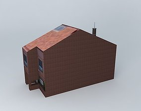 8 Av De Madrid Logroño 3D model