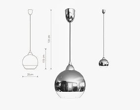 3D model Nowodvorski GLOBE S 4952 lamp