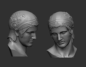 3D print model Ares head