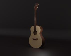 3D Guitar concert audio-device