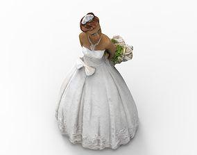 Bride 3D model