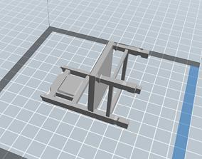 Printable Chair 1 per 16 scale