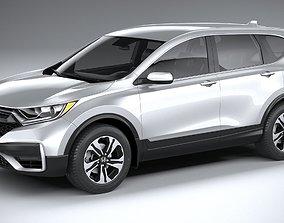 3D Honda CR-V LX 2021