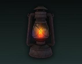 3D model Lantern 02