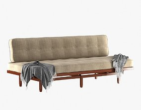 3D Harvey Probber Daybed