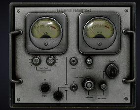 Military Radio Communicator 3D model