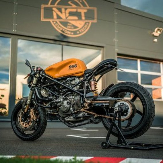 Ducati Cafe Racer It is the most detailed 3D design, I suggest you to follow my page