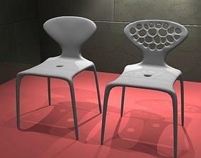 Supernatural chair 3D model