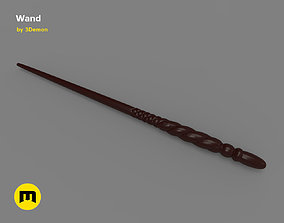 3D print model Ginny Weasley Wand - Harry Potter