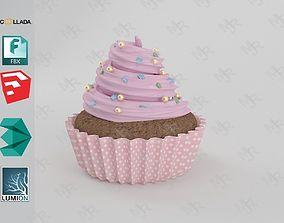 Cupcake1 3D