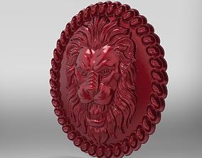 lion 1 3D printable model leon