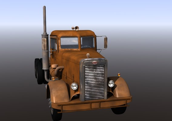 Peterbilt from the late fifties