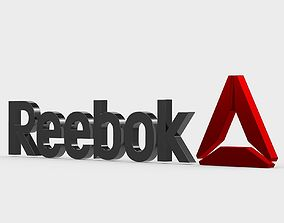 trademarks reebok logo 3D