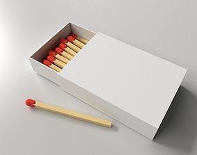 3D model Matchbox