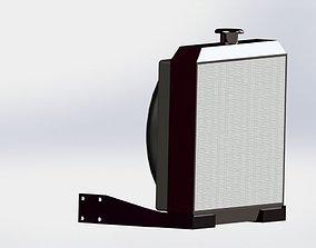 RADIATOR 3D model arabium