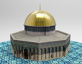 3D asset Masjid Ul aqsa Al Aqsa Mosque