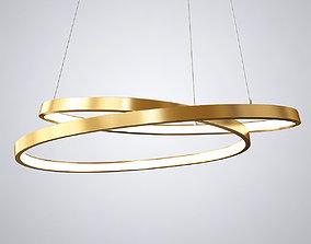 3D model Endon Scribble Ring