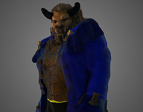 3D model Beast -Beauty And The Beast-