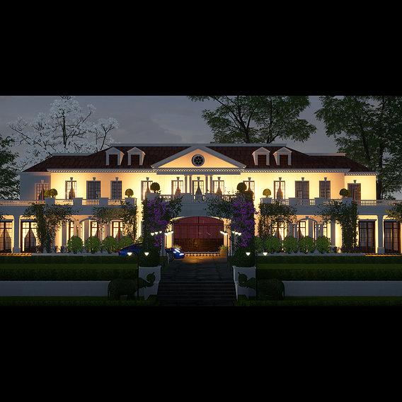 Exterior Villa