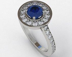 Ring for women 3D printable model