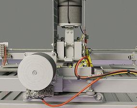 CNC router homebuild 3D