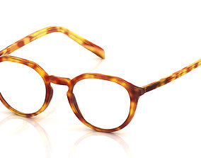 Eyeglasses for Men and Women 3D print model eyesight