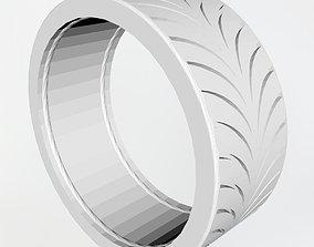 Drift tire 3D print model