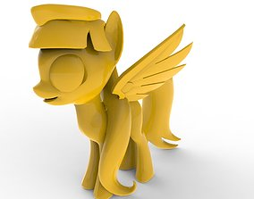 3D printable model Little Pony