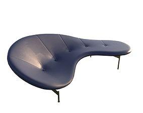 3D Eda-Mame sofa BandB italia