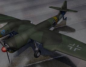 3D model Blohm und Voss Bv-P 194