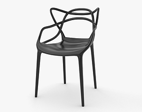 3D model Masters Chair