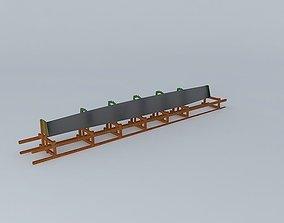 3D Easel for catamaran Mount
