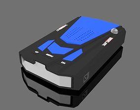 GPS Tracker 3D asset